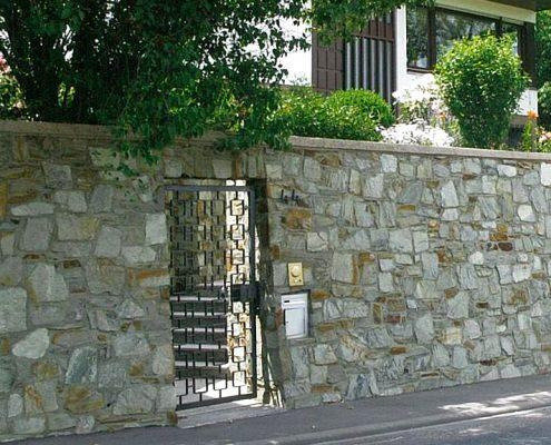 Bruchsteinmauer-Reinigung-Impraegnierung